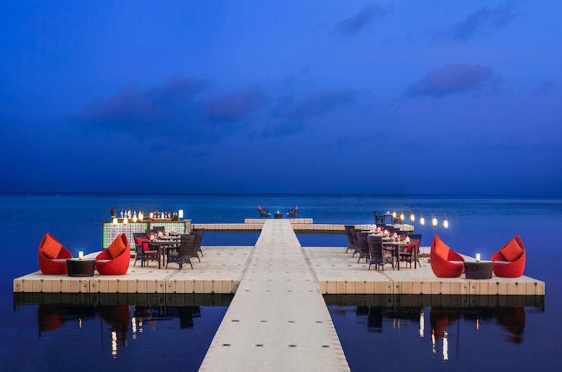 Koh Samui Ocean Pier Restaurant