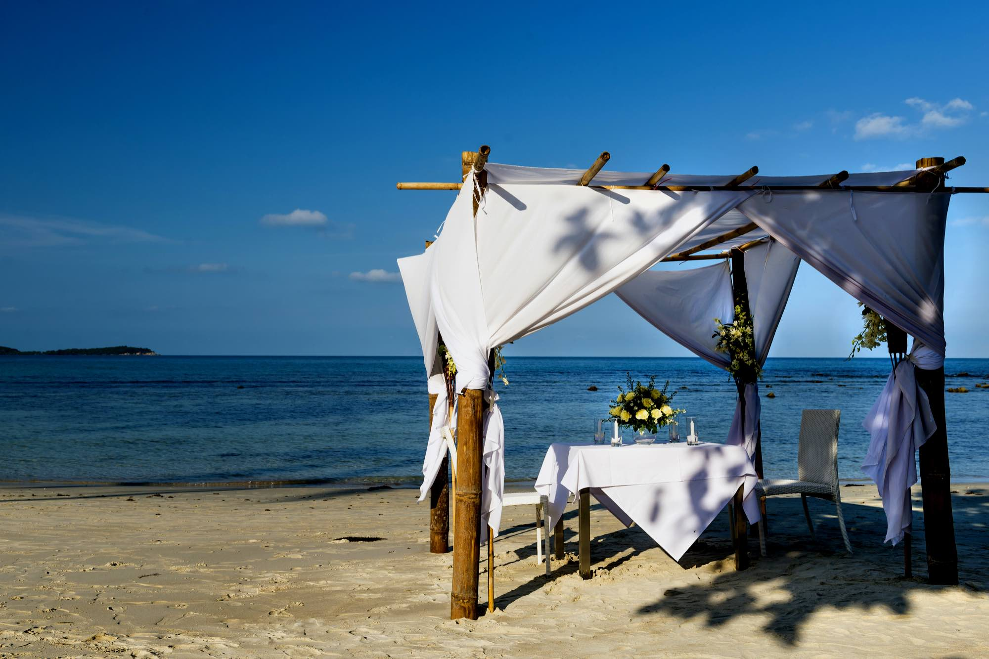 Most Romantic Dining Experiences in Koh Samui