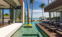 Villa Anar Sun Loungers | Bang Por, Koh Samui
