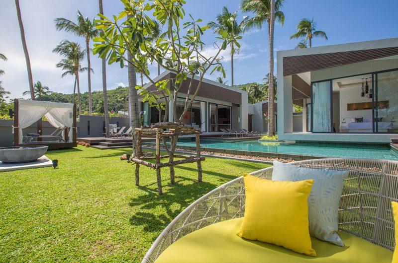 Villa Anar Gardens and Pool | Bang Por, Koh Samui