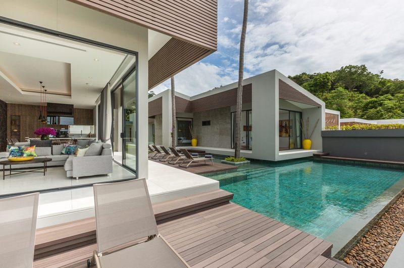 Villa Anar Reclining Sun Loungers | Bang Por, Koh Samui