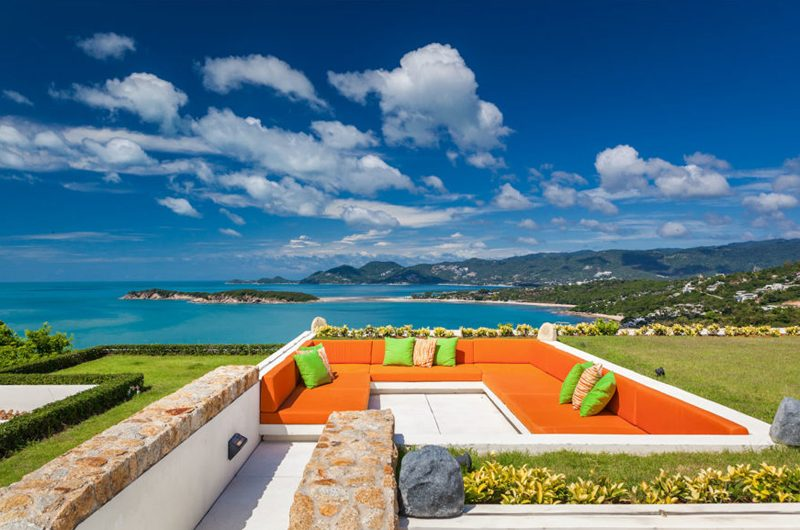 Villa Anavaya Open Plan Lounge Area | Choeng Mon, Koh Samui