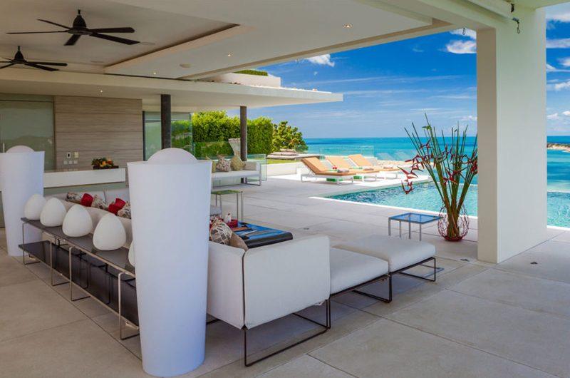 Villa Anavaya Open Plan Living Room | Choeng Mon, Koh Samui