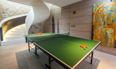 Villa Anavaya Table Tennis | Choeng Mon, Koh Samui