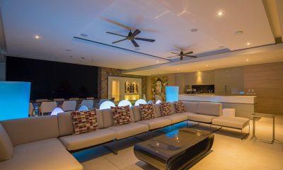 Villa Anavaya Living and Dining Area | Choeng Mon, Koh Samui