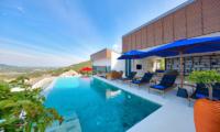 Villa Kamelia Swimming Pool Area | Bophut, Koh Samui