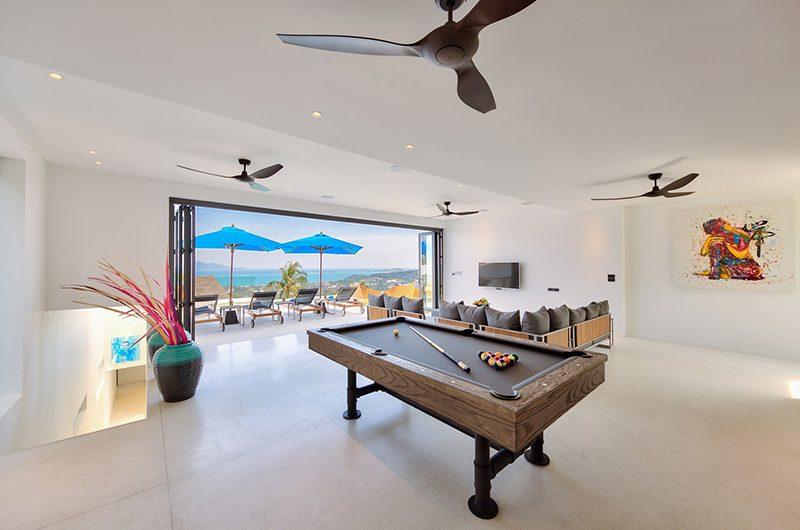 Villa Kamelia Pool Table | Bophut, Koh Samui