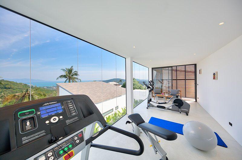 Villa Kamelia Gym | Bophut, Koh Samui