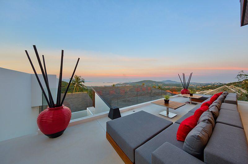 Villa Kamelia Outdoor Living Area | Bophut, Koh Samui