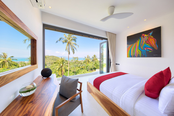 Villa Kamelia Single Bedroom | Bophut, Koh Samui