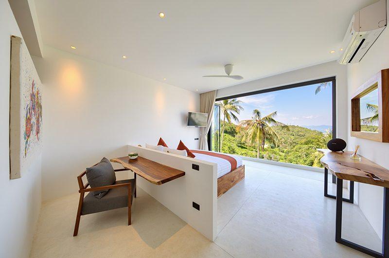 Villa Kamelia Bedroom | Bophut, Koh Samui