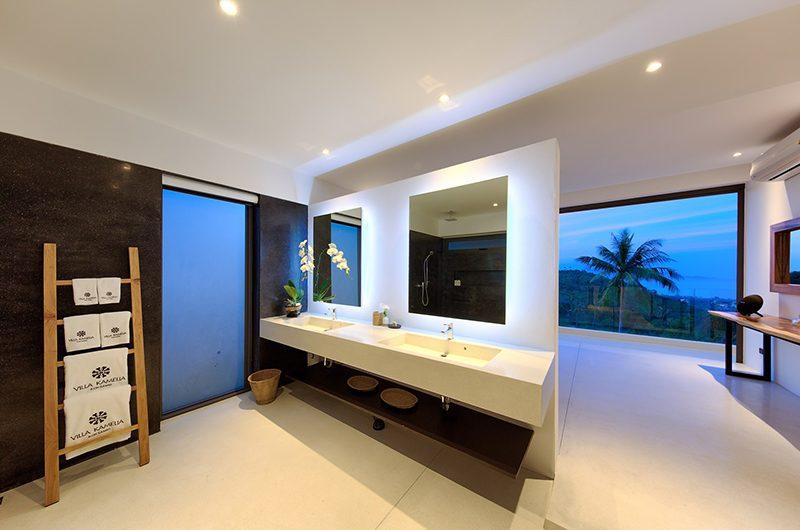 Villa Kamelia Bathroom Area | Bophut, Koh Samui