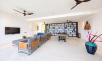 Villa Kamelia Living Room | Bophut, Koh Samui