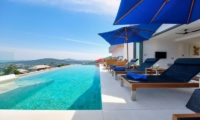 Villa Kamelia Pool with Sun Deck | Bophut, Koh Samui