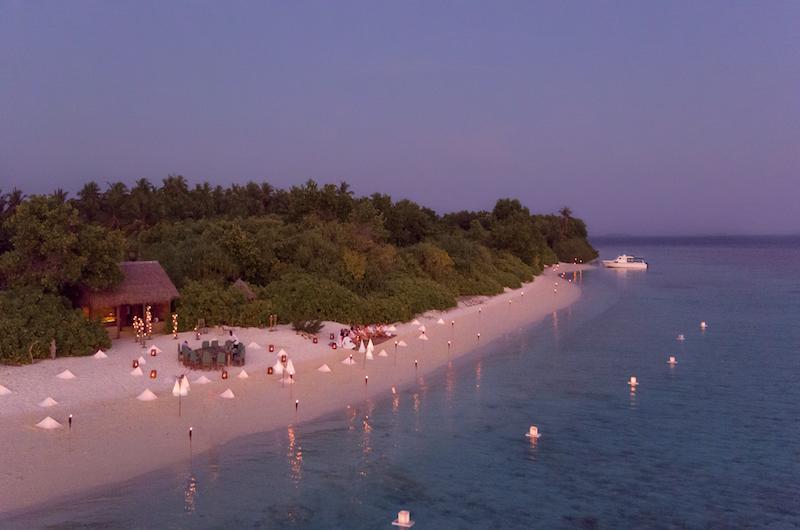Maldives Soneva Fushi Sohab Restaurant