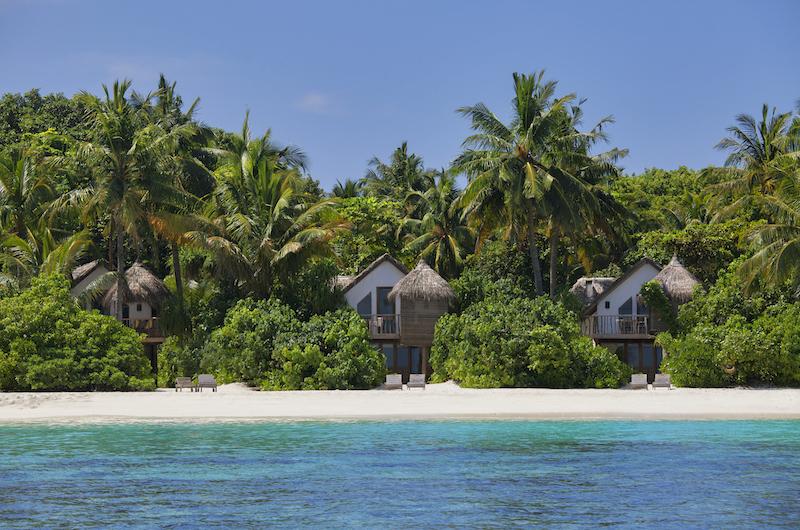 Maldives Soneva Fushi Villas