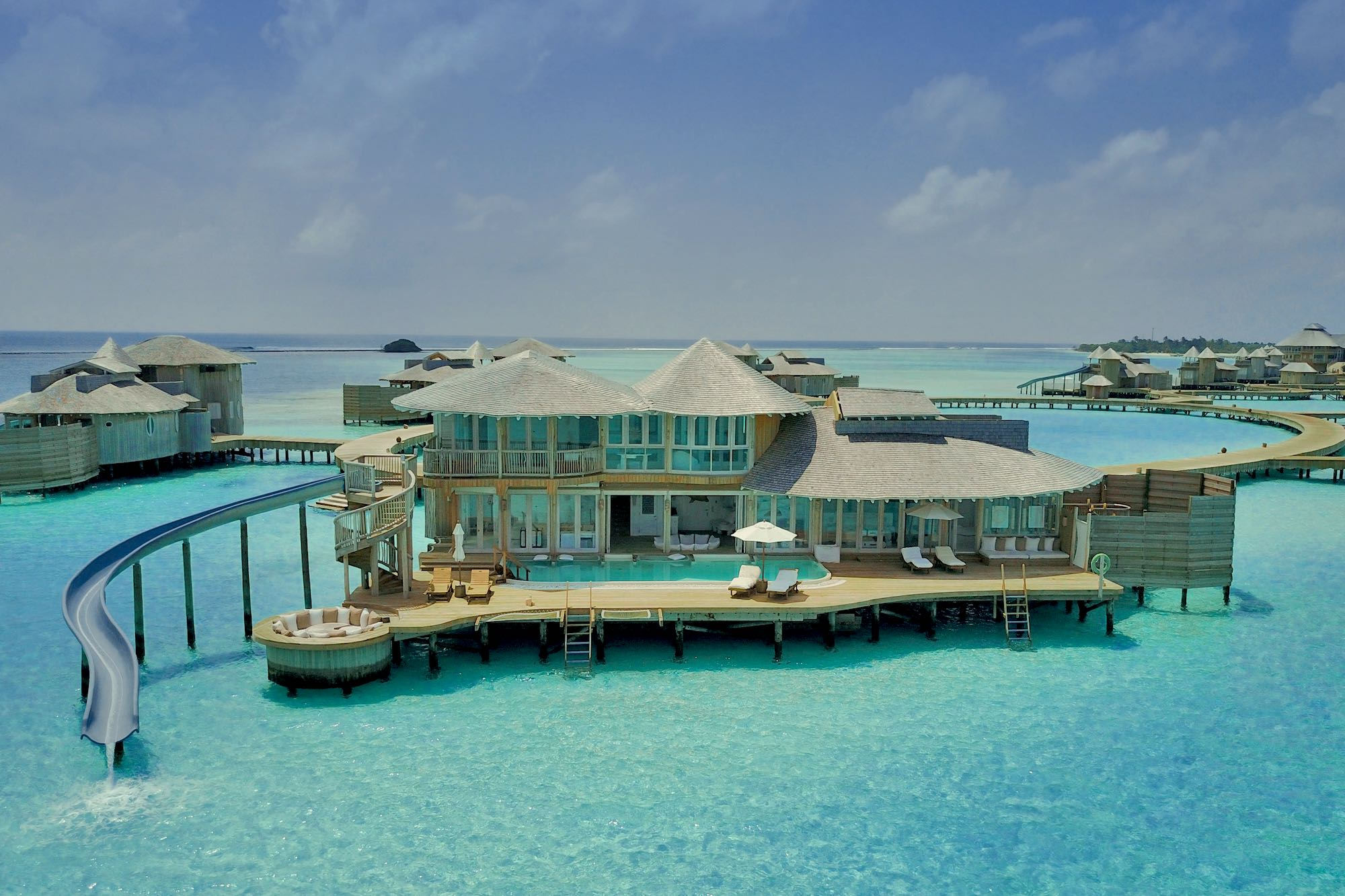 Jaw-Dropping Villas in the Maldives