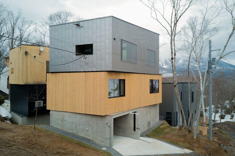 Boheme Exterior | Hirafu, Niseko