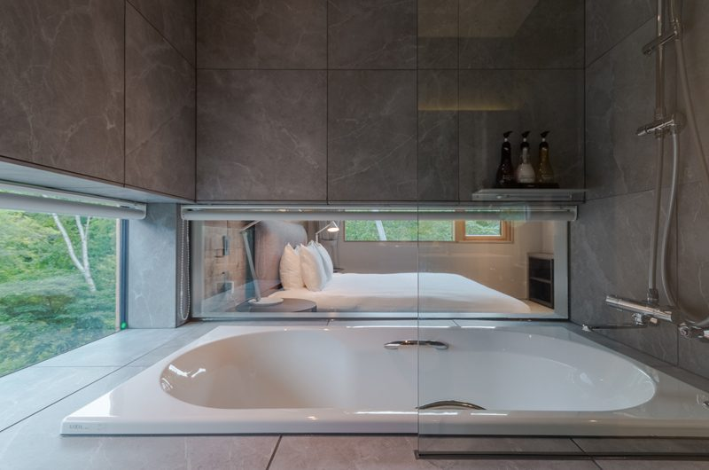 Boheme Bedroom and En-suite Bathroom | Hirafu, Niseko