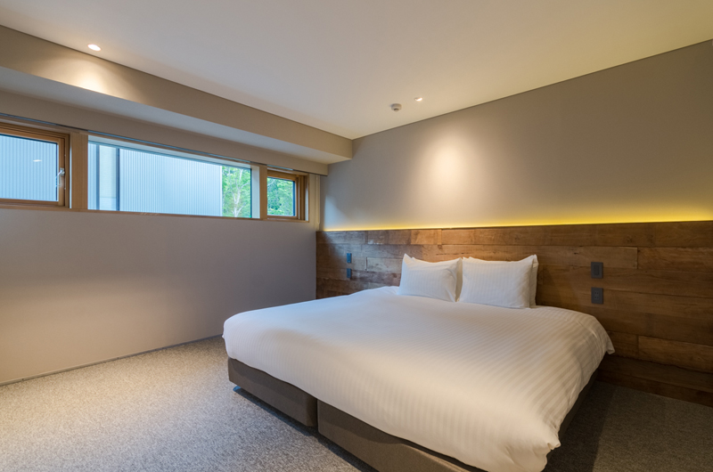Boheme King Size Bed | Hirafu, Niseko