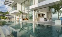 Malaiwana Residences Duplex Pool Area | Naithon, Phuket