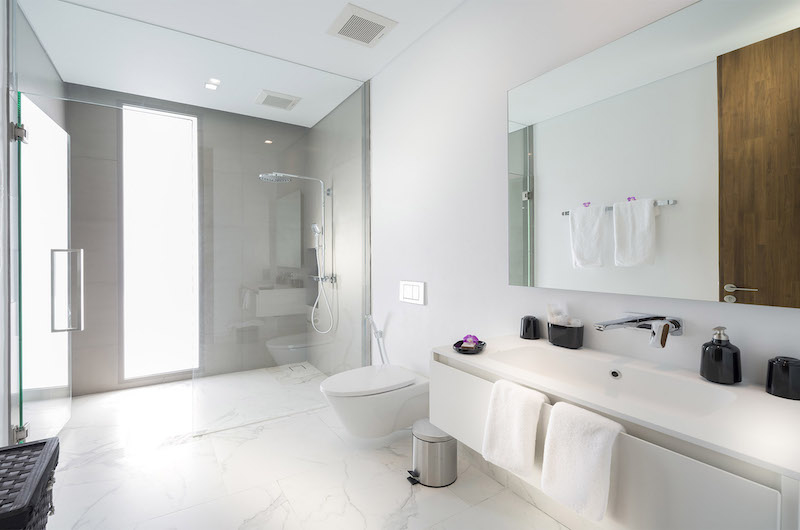 Malaiwana Residences Duplex Bathtub Area | Naithon, Phuket