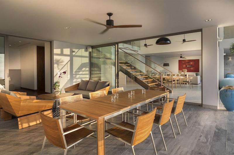 Malaiwana Residences Duplex Dining Table | Naithon, Phuket