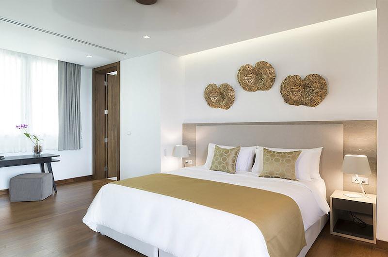 Malaiwana Residences Duplex Bedroom with Lamps | Naithon, Phuket
