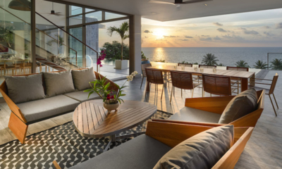 Malaiwana Residences Duplex Open Plan Living Area | Naithon, Phuket