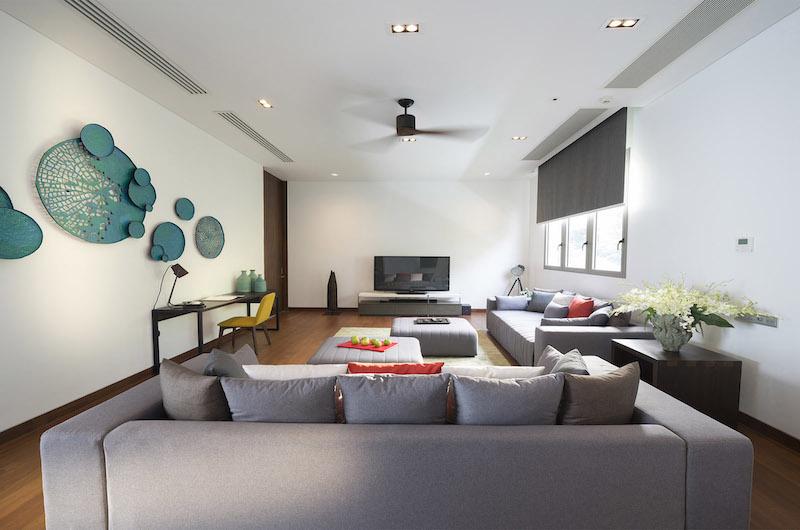 Malaiwana Residences Penthouse Family Area | Naithon, Phuket