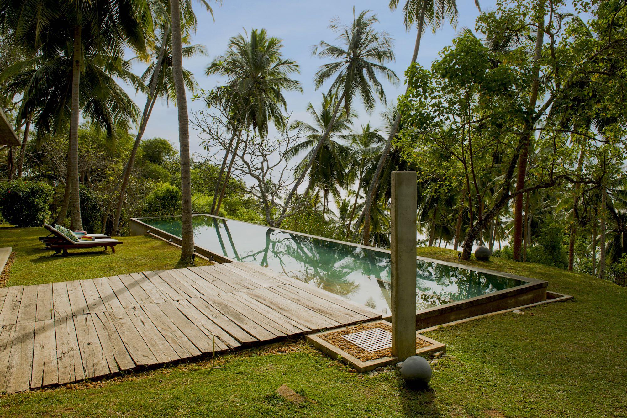 5 Tropical Hideaway Villas in Sri Lanka