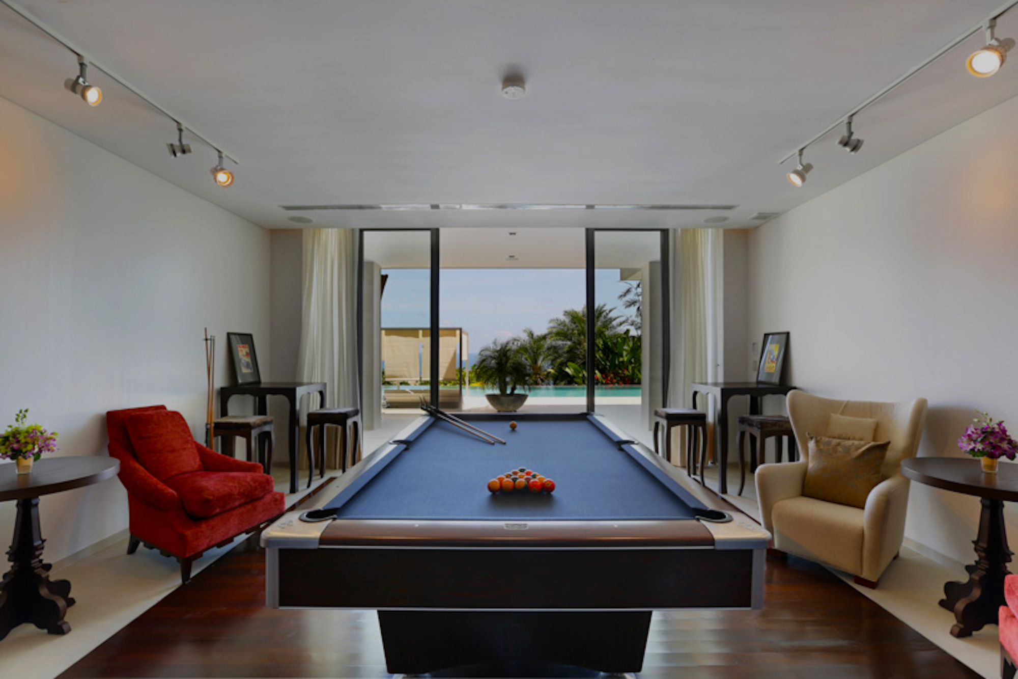 Game On – 7 Phuket Villas With a Pool Table