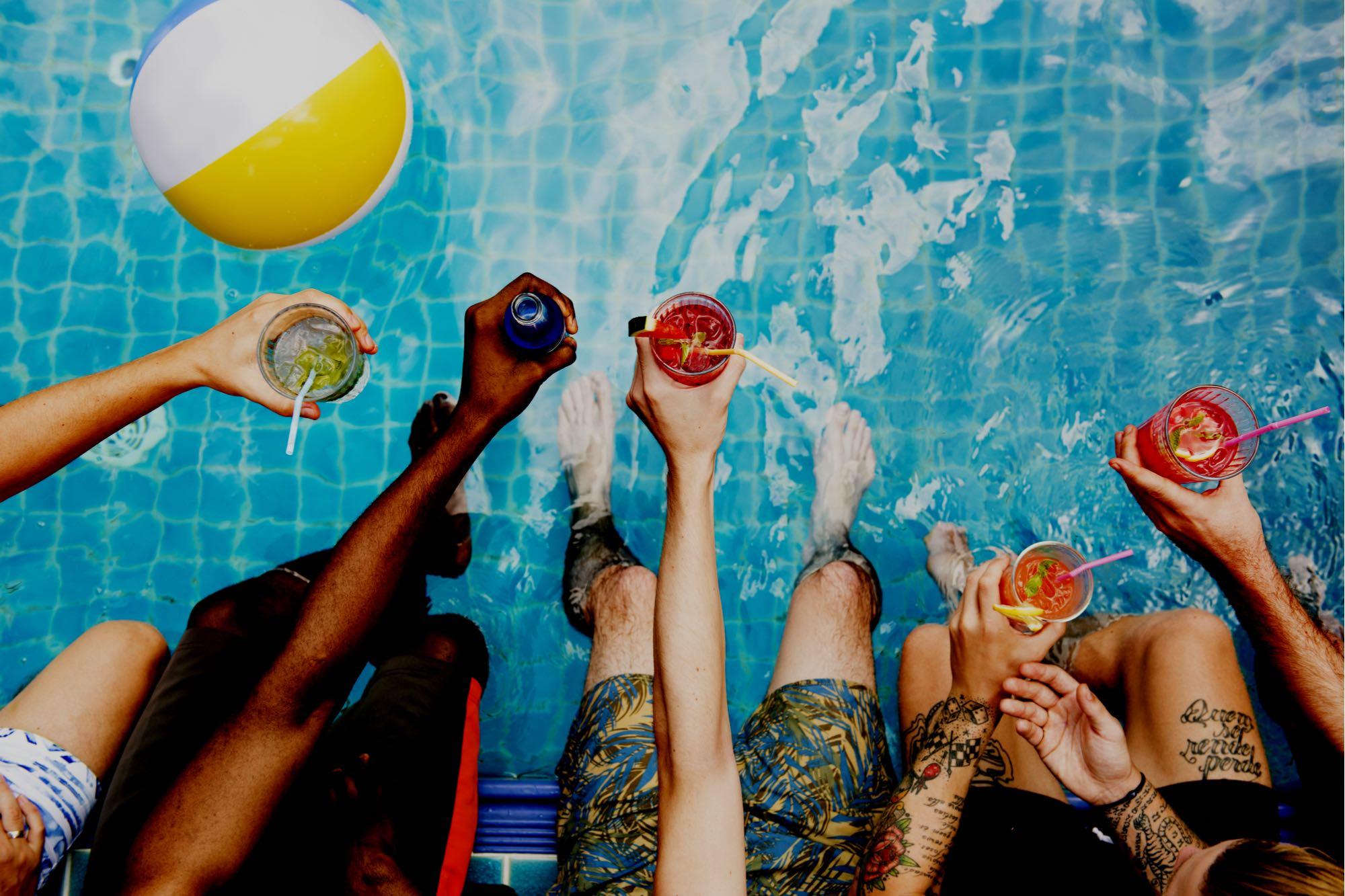 Best New Pool Clubs in Bali