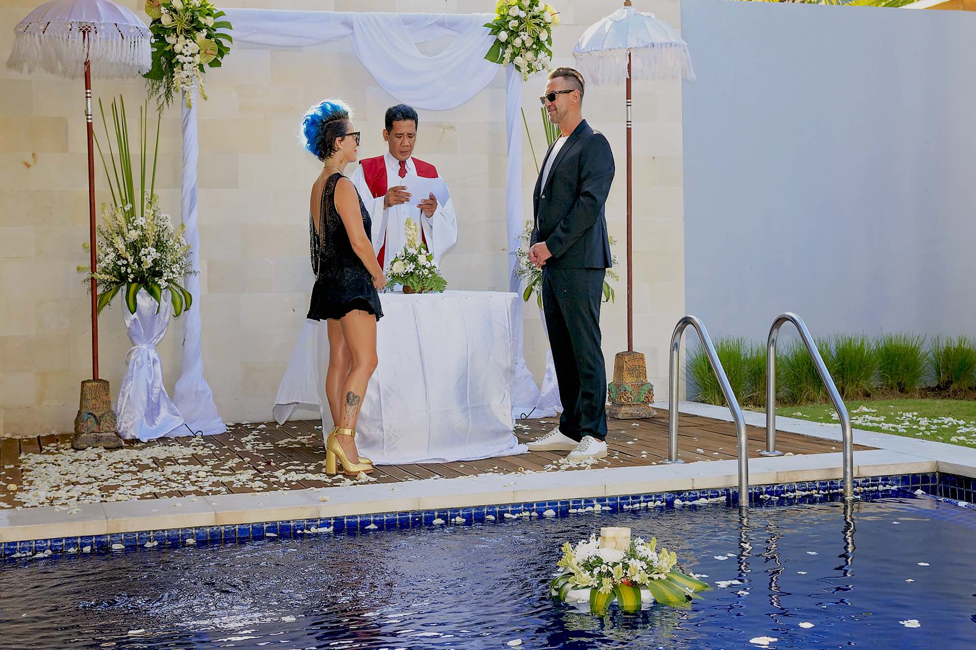 Affordable Villa Weddings at One Eleven