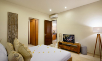 Villa Amelia Bedroom with TV | Legian, Bali