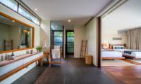 Villa Amita Spacious Bedroom Three with Ensuite Bathroom | Canggu, Bali