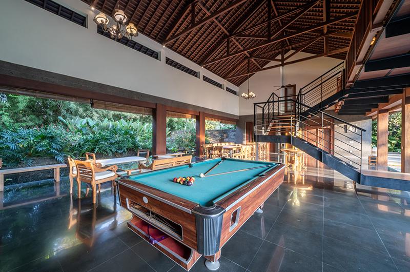 Villa Amita Pool Table | Canggu, Bali