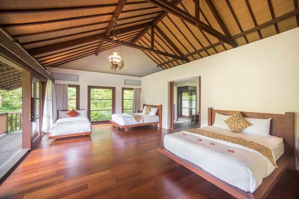 Villa Amita Bedroom with Balcony | Canggu, Bali