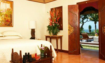 Villa Cemara Sanur Bedroom with Pool View | Sanur, Bali
