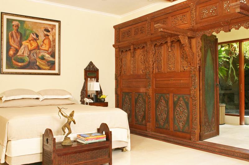 Villa Cemara Sanur Bedroom | Sanur, Bali