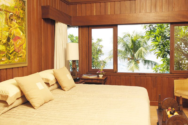 Villa Cemara Sanur Bedroom View | Sanur, Bali