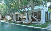 Villa Perle Swimming Pool | Candidasa, Bali