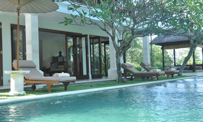 Villa Perle Gardens and Pool | Candidasa, Bali