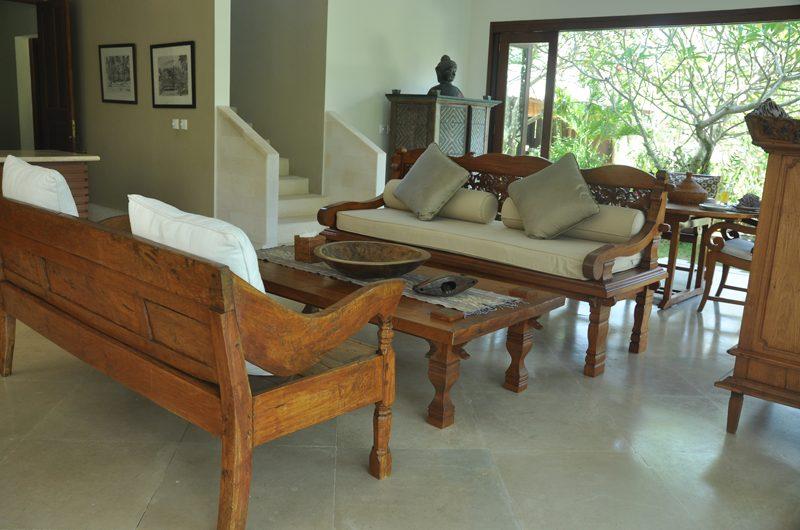 Villa Perle Indoor Living Area | Candidasa, Bali