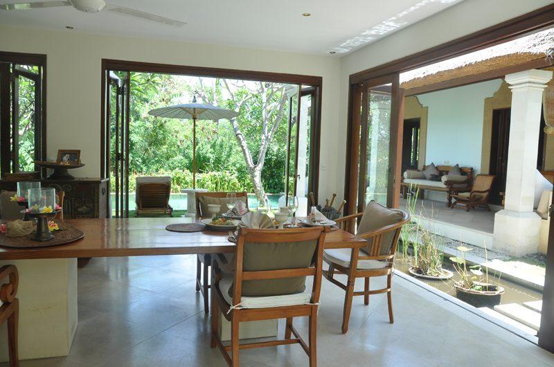 Villa Perle Indoor Dining Area | Candidasa, Bali