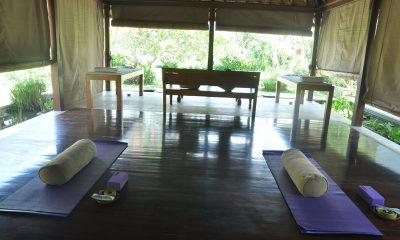 Villa Perle Yoga Room | Candidasa, Bali