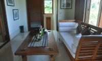 Villa Perle Seating Area | Candidasa, Bali