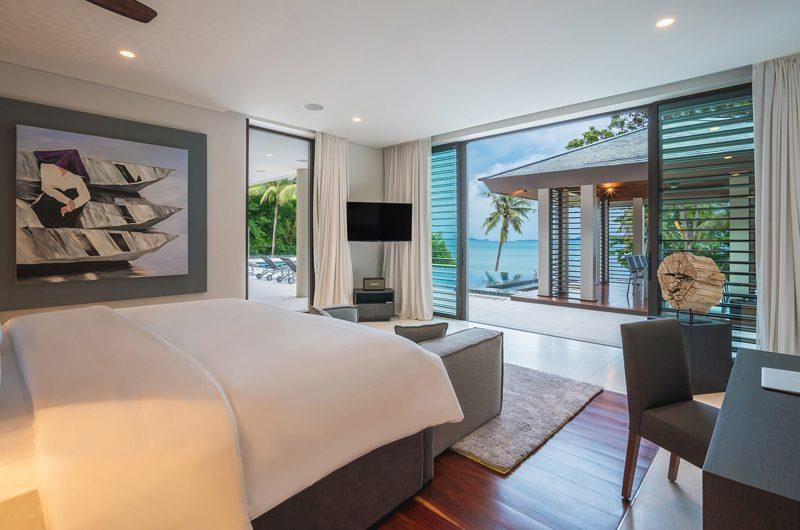 Naam Sawan Bedroom with Sea View | Cape Yamu, Phuket