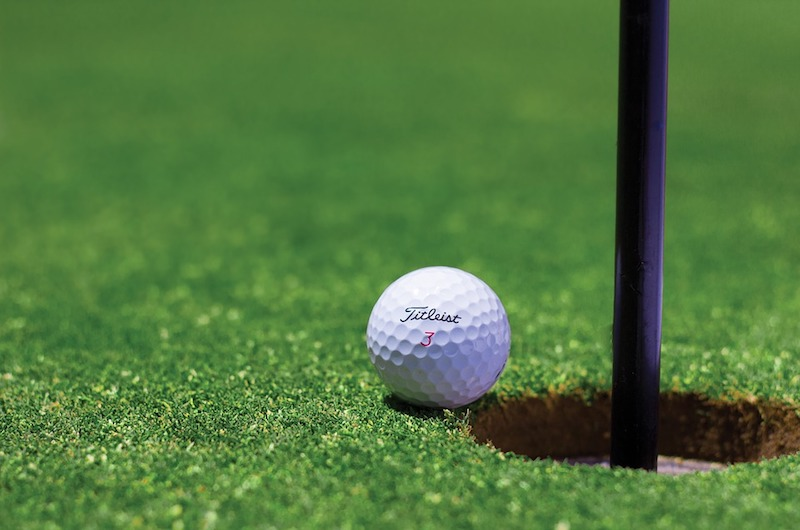 Sri Lanka Golf Course