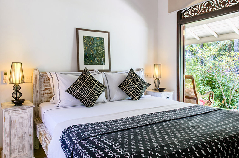 JH Villa Guest Bedroom with Terrace | Habaraduwa, Sri Lanka